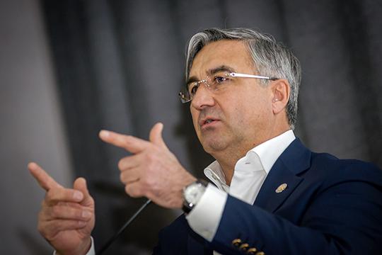 Василь Шайхразиев: «В России проживает 5,3 миллиона татар. Мы должны дойти до каждого из них и добиться того, чтобы каждый татарин был учтен при переписи»