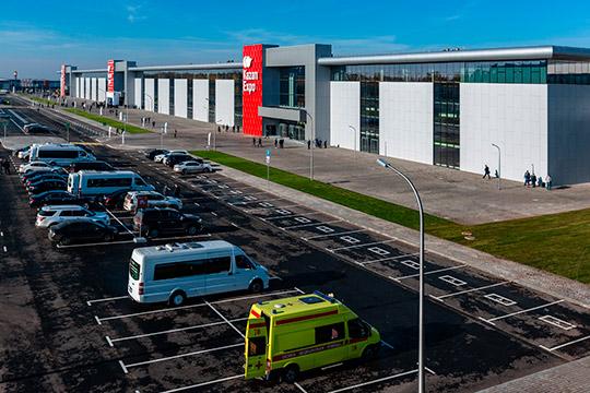 Сам выставочный комплекс «Казань Экспо» построили к чемпионату мира по профессиональному мастерству WorldSkills, который состоялся летом 2019 года