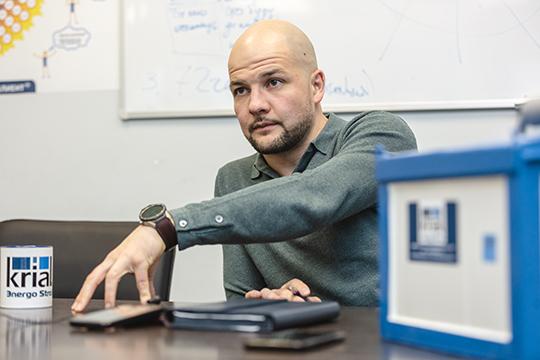 Расим Киямов, «Завод КЭС»: «Прошел путь от туалетов в McDonald's до 1,5 миллиарда рублей»