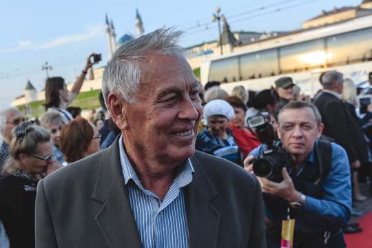 Азгар Шакиров: «Про Казань явсе время говорю, что это русский город»