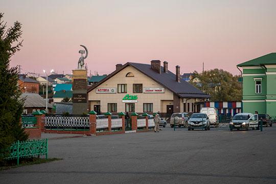 Кому принадлежит Сабинский район: топ-50 компаний лесного края