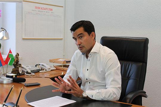 95,5% капитала ООО «Регавтоторг» (477 млн), торгующего автотранспортными средствами, оформлено наШамиля Мингазова