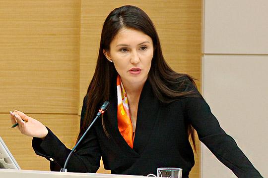 Лилия Галимова о соборной мечети в Казани: «Обсуждается, где она должна быть»