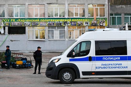 Расстрел в Керчи – реклама будущего закона о ЧОПах?