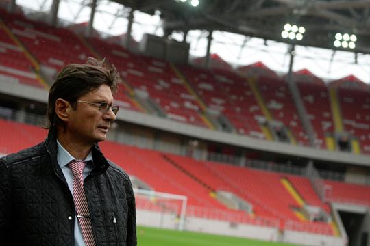 Леонид Федун давно хочет видеть Курбана Бердыева в «Спартаке» и уже предпринимал одну попытку