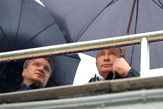 Герман Грефпублично обещалпрезиденту РФВладимиру Путинуснизить ставки по ипотеке...