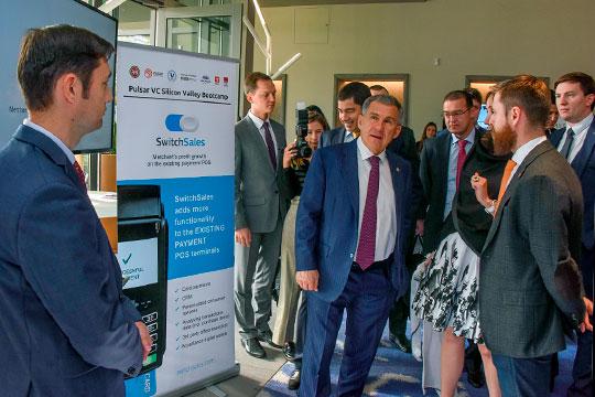 На международном технологическом форуме в Менло-Парк поучаствовали татарстанские ИТ-стартапы