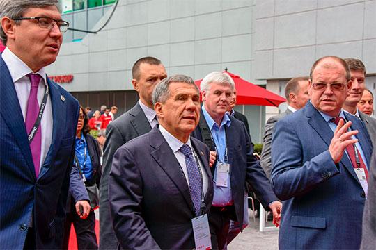 Американский вояж Минниханова: что татарстанцы привезут изСан-Франциско?