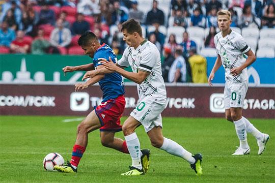 Небольшое игровое время не мешало Ахметову быть одним из самых эффектных игроков ЦСКА в самом начале сезона