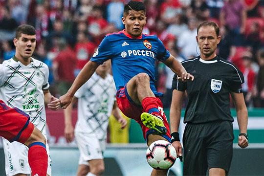 «Рубин» отправил Ахметова в отдел кадров, а сегодня он ключевой игрок ЦСКА