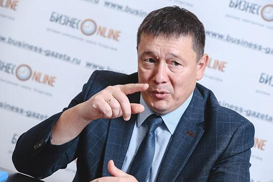 Аскар Багаутдинов: «Мынаходим баланс между интересами жителей идоходом вбюджет»