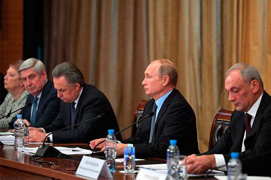 Владимир Путин предостерег отформального подхода ктакому важному для России документу какстратегия по нацполитики, поскольку эта «деликатная область, непрощает ошибок»