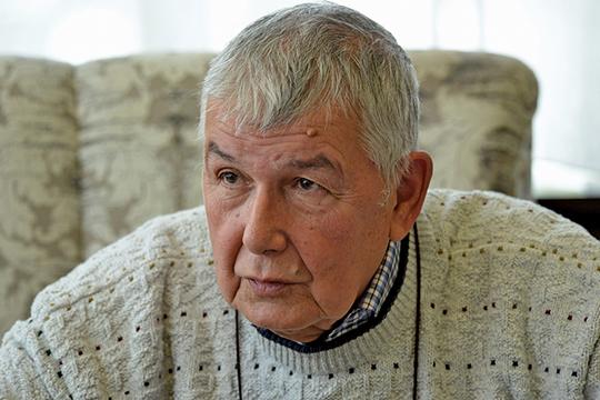 Рево Идиатуллин: «Золото для оформления театра имени Камала ядоставал сразрешения Брежнева»