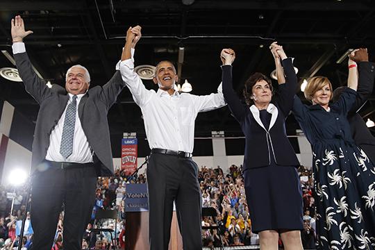 Главная интрига выборов втом, удастсяли Демократической партии США обыграть республиканцев иперехватить контроль над Палатой представителей Конгресса