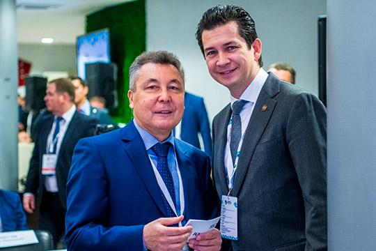 Юсуп Якубов иФарид Абдулганиев