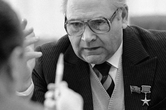 ШаймиевоЛемаеве: «Нижнекамскнефтехим» получился похожим насвоего руководителя»