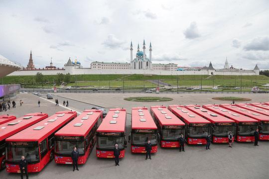 «Казань обладает самым молодым автобусным парком среди городов-миллионников. Осталось решить вопрос финансирования такой системы»