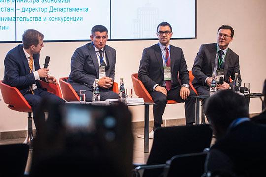 Татарстану нужно развивать промышленные площадки вселах понемецкому образцу утверждают спикеры первого Форума индустриальных парков вКазани