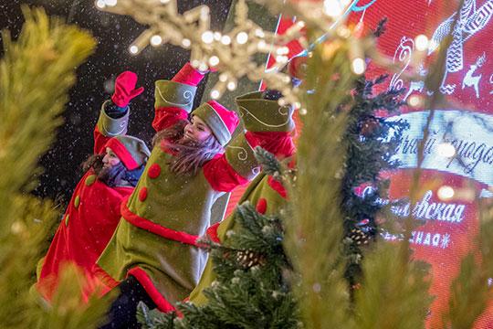 Праздник к нам приходит: какими будут главные новогодние площадки в Татарстане?