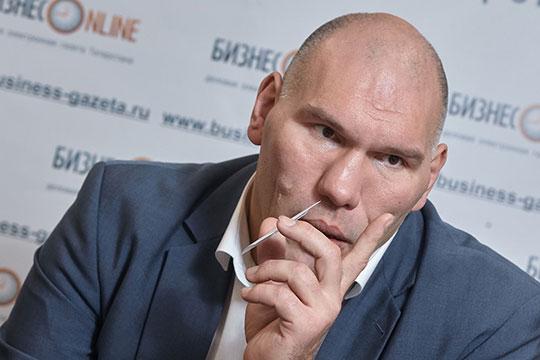 Николай Валуев: «Сегодня огромное количество людей незнает элементарных правил охоты. Они даже немогут отличить одну птицу отдругой»