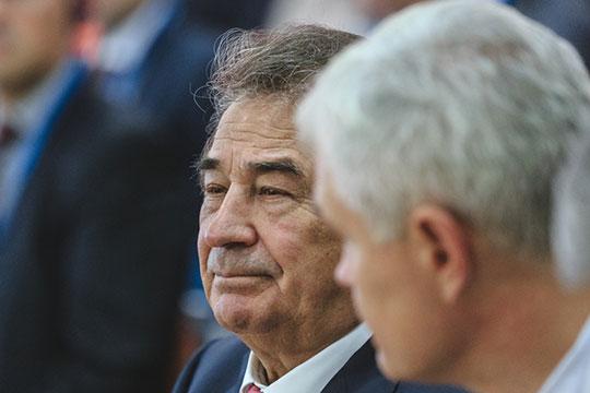 Ключевыми бенефициарами «Таграса», сформированного извыведенных из«Татнефти» активов, выступают действующие ибывшие топ-менеджеры нефтяной компании воглаве сШафагатом Тахаутдиновым