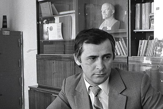Писатель Ринат Мухамадиев: «Янеподнимал руки. Никогда. Нипередкем. ИвБелом доме тоже»