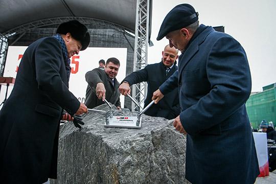 Рустам Минниханов: «Аплодисменты «Газпрому»! Бик зур рәхмәт аларга!»