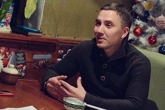 Михаил Шарипов: «Наша миссия — делать такие ужины, чтобы человек помимо вкусной еды, напитков и отдыха, открыл для себя что-то новое, позитивное и интересное»