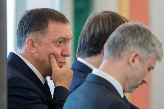 Олег Дерипаскаостался вчерных списках, его репутацию несмогли отмыть даже самые высококлассные американские юристы