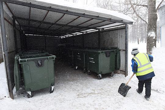 Вначальный период для регионального оператора главная задача— обеспечить вывоз отходов, несмотря наочень сжатые сроки: договор сминстроем РТбыл заключен только вноябре