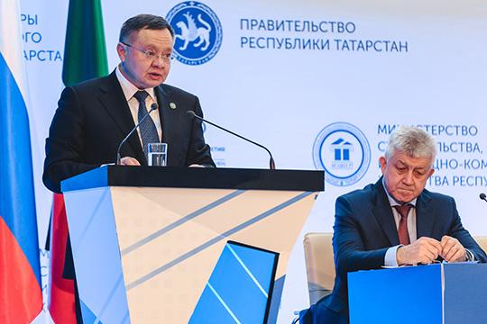 Ирек Файзуллин входе коллегии озвучил окончательные тарифы навывоз мусора вТатарстане