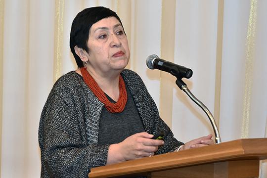 Эльмира Бадамшина