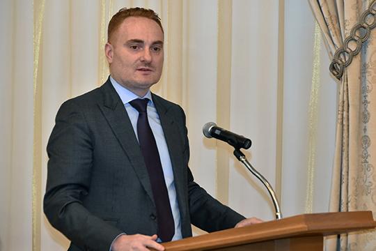 Азрет Крымшамхалов