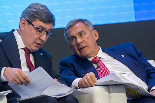 Шайхутдинов рассказывал, как поитогам 2018 года валовый доход отрасли информатизации исвязи составил 56,7млрд рублей