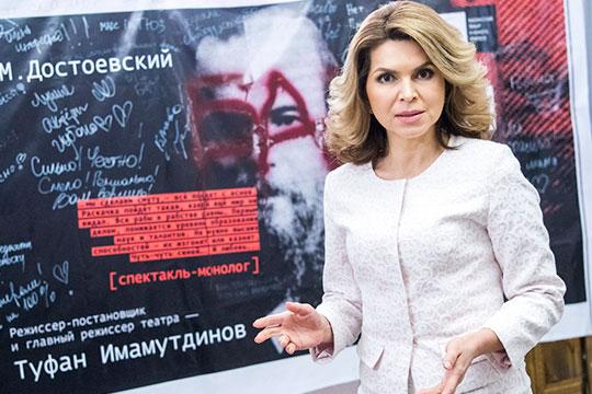 Айгуль Горнышева: «Мы, наверное, самый неотремонтированный театр Казани…»