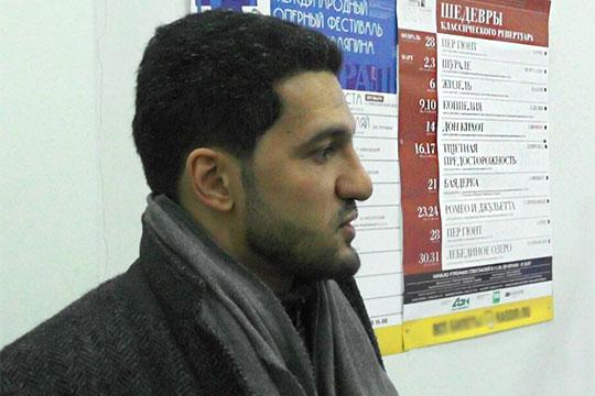 Скандалом недели в РТ можно назвать историю с оперным тенором Хачатуром Бадаляном, которого уволило с Шаляпинского фестиваля руководство театра им. Джалиля