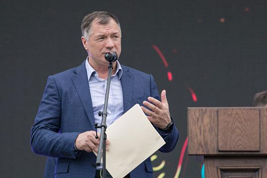 Заместителя мэра Москвы Марата Хуснуллина, курирующего строительный комплекс столицы, вновь сватают на повышение в Крым