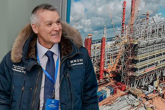 Конфликт вокруг АО «Аммоний», похоже, создает все больше проблем одной из его сторон — гендиректору АО «Газпром межрегионгаз Казань» Ринату Ханбикову