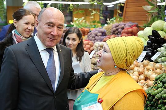 Олег Власов: «Путин трижды спрашивал: когда агропарк открывается?»