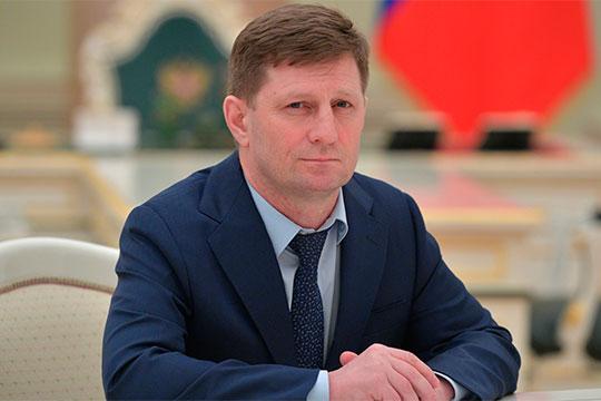 Сергей Фургалможет занять место бессменного лидераЛДПРЖириновского
