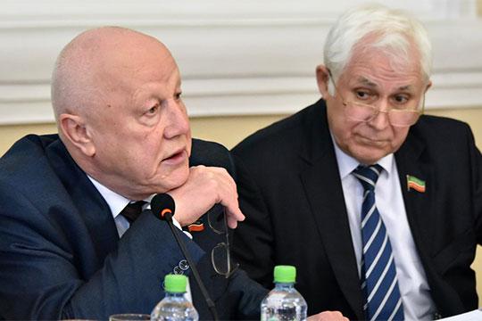 Марат Галеев – Талгату Абдуллину: «Вы что-то быстро оторвались...»