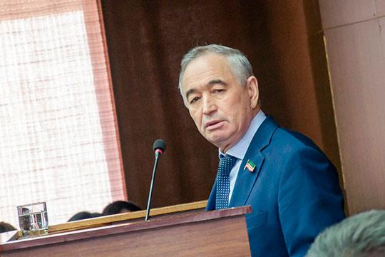 Юнусов вдепутатах побывал три раза. Причем перед последним заходом впарламент увладельца «Челны-хлеба» был перерыв