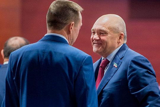 Пока не определился с дальнейшей политической карьерой титан строительной отрасли Мунир Гайнуллов