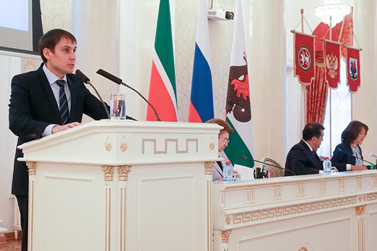 По словам главы финансового управления города Ирека Мухаметшина, доходы бюджета города за 2018 год составили 27 млрд рублей, расходы 26,3 млрд рублей