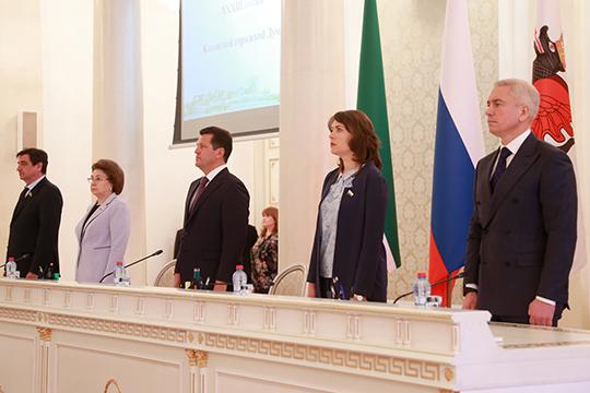 Реализация государственной молодежной политики в Казани стала накануне самой обсуждаемой темой на 33 сессии Казанской городской думы