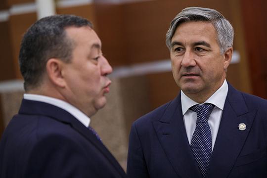 Декларации-2018: Марат Муратовкак сыр вмасле, аВасиль Шайхразиев продал квартиру