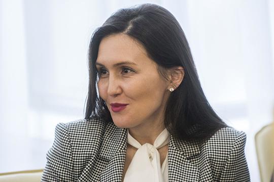 Впервые отчиталась одоходахЛилия Галимова. Еескромный заработок составил 872,4тыс. рублей