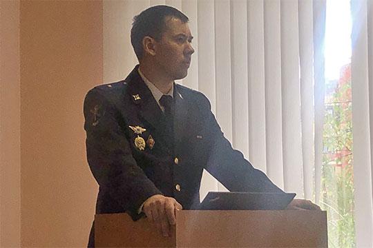 Максим Туртыгин: «Хайдар Хайруллович давал показания добровольно, о чем соответствует его подпись в протоколе следственных действий»