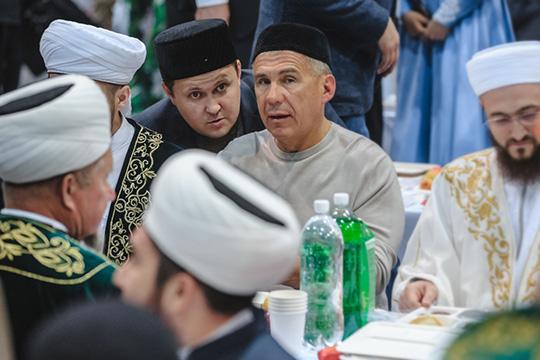 Как Минниханов провел ифтар, почему «Рубин» гонят вСоцгород, зачто ТСП заплатилБаскову