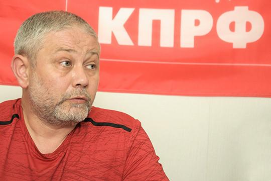 Первый секретарь челнинского отделения КПРФ Владимир Васев оставил свой пост, но по-прежнему остается членом горкома и обладателем партбилета
